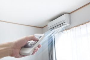 ductless-system-blowing-air